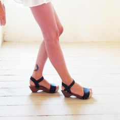 Drop from 230$  Summery and fun clogs. Easy to wear, looks gorgeous with any summer outfit. Fabulous and comfy - Must Have ITEM!  The shoes are made