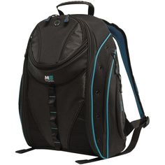 """Mobile Edge 16"""" Pc And 17"""" Macbook Express 2.0 Backpack Teal"""