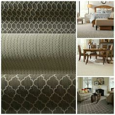 Best carpet for stair runners and area rugs by Tuftex