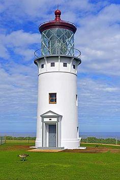 Kīlauea Point Lighthouse, Kauai Hawaii