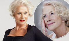 Dame Helen Mirren, 69, looks flawless in sizzling new photoshoot