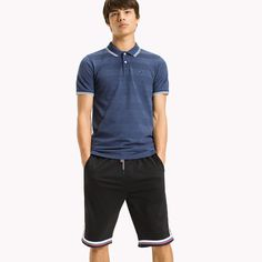Image for Polo Slim Fit Shirt from TommyUK