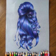 Repost from @verdeeden Finished! [art artist shiny pastel