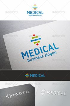 Medical Plus Health Logo