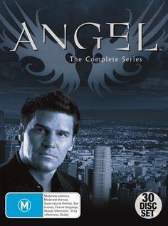 Angel; S1-5 Sci-Fi, DVD | Sanity