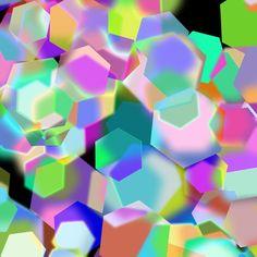 Abstract / #Hexagon