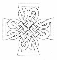 bottom of apron Celtic Quilt, Embroidery Transfers, Embroidery Patterns, Quilt Patterns, Zentangle Patterns, Mosaic Patterns, Celtic Symbols, Celtic Art, Celtic Knots