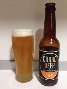 Cordobeer. Cerveza artesana de trigo de Córdoba