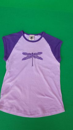 Keltic Designs Juniors T-shirt purple/lavender size XL (runs very small) #KelticDesigns #GraphicTee