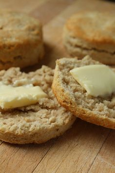 """Gluten-Free Buttermilk Biscuits! """"Wheaty"""" tasting from teff flour. From A Baking Life"""