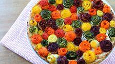 zucchini rose tart3