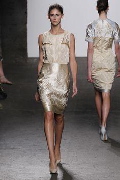 Alexandre Herchcovitch gece elbisesi abiye- davet- evening dress