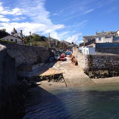 #dalkey in the #sun ☀️ #dublin looking glorious today #Ireland #nature #sea #pier [Photo: QueenB] 2015