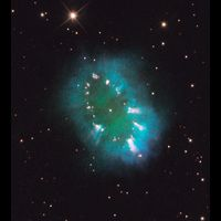"""Necklace"" Nebula. Image credit: NASA, ESA, and the Hubble Heritage Team (STScI/AURA)"