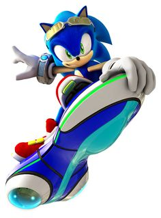 The Skills of Sonic | Be a Game Character