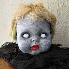 Scary and Creepy Halloween Decoration Ideas