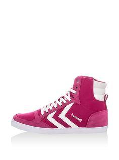 82746c4f9b1955 Hummel Hightop Sneaker Slimmer Stadil High bei Amazon BuyVIP
