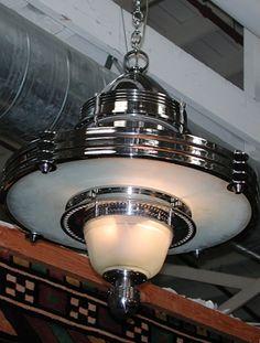 Streamline  Moderne lamp
