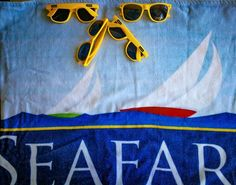 Dupa o perioada ploioasa si rece, suntem optimisti ca vremea se va imbunatati. Ne asteptam ca Luna lui Cuptor sa vina cu temperaturi ridicate si cer senin. In conditii de soare puternic, recomandam folosirea ochelarilor promotionali cu protectie solara (personalizabili la cerere) ☀️😎 #advertising #prosopdeplaja #ochelaridesoare #sunglasses #summer #sea #marea #promotionaledevara #ideidecadou Optimism, Logo Nasa, Flag, Logos, Pools, Logo, A Logo, Flags