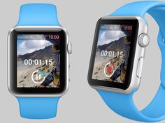 GoPro App for Apple Watch by Dinis Bazgutdinov