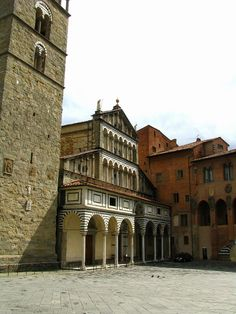 cathedral of Pistoia, Italy for your italian holidays www.tourismando.it!!