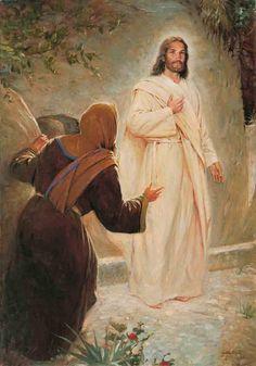 Resurrected Christ - Walter Rane