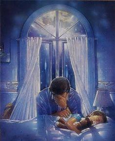 Jesus se Kindertjies: Die Pappa wat getrou was aan sy belofte aan sy seu...