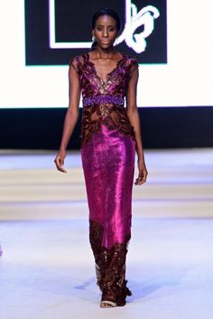Ejiro Amos Tafiri Showcase Port Harcourt Fashion Week 2014 - Bellanaija - September2014 (15)