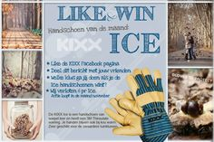 """Like our Facebook fan page (https://www.facebook.com/kixxsafety)and win fantastic wintergloves """"to protect and impress!"""""""