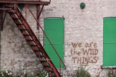 #graffiti #wall #decor #home #print #photography $10.00 #wildthings #warehouse #quotes