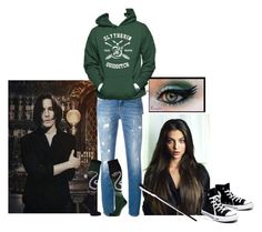 """""""Unbenannt #291"""" by laviniaslytherin ❤ liked on Polyvore featuring art"""