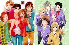 Hit manga Hana Yori Dango (Boys Over Flowers) is getting a sequel.  This new segment will be called Hana Nochi Hare — Hanaden Next Season, aka Sunshine After Flowers — Flower Boys Next Season, and it will follow a new group of students at Eitoku Academy.