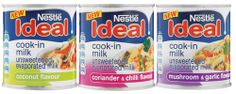 Home Tester Club : Nestle Ideal Cook-in Milks Range Home Tester Club, Brand Power, Evaporated Milk, Everyday Food, Coriander, Stuffed Mushrooms, Coconut, Range, News