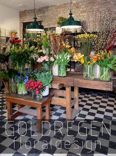 GOLDREGEN I köln belgisches viertel I brüsseler straße 51 in 50674 köln I blumenladen mit schnittblumen, kakteen, sukkulenten, keramik, shop, verleih, hochzeit, floraldesign mit sinn für qualität und nachhaltigkeit