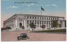 New Post Office, Washington DC