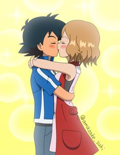 Pokemon Ships, Pokemon Red, Dragon Ball Z, Pokemon In Real Life, Pokemon Kalos, Pokemon Ash Ketchum, Pokemon Ash And Serena, Ashes Love, Amor