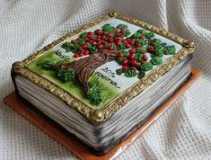 Мужской торт из марципана и сахарной мастики Cake Icing, Fondant Cakes, Birtday Cake, Cakes Plus, Icing Flowers, Book Cakes, Sugar Craft, Cake Decorating Tips, Fancy Cakes