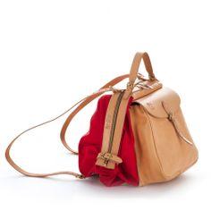 maremmana backpacked