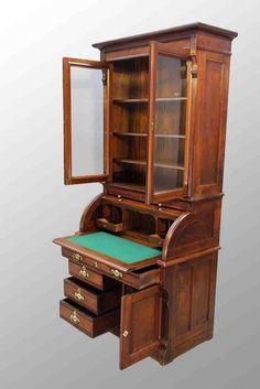 Secretary Desk Bookcase