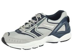 Heel opens for AFOs with removable inner layers! Apex Shoes, Men's Shoes, Walking Shoes, Comfortable Shoes, Adidas Sneakers, Navy, Heels, Autism, Layers