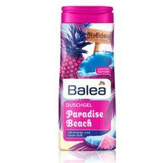 Duschgel Paradise Beach mit Ananas- und Cocos-Duft