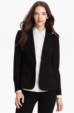 Vince Camuto One Button Blazer $59,97 outwears from Nordstrom