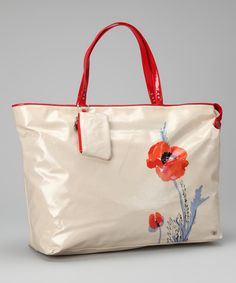 Take a look at this Poppy Basic Tote on zulily today!