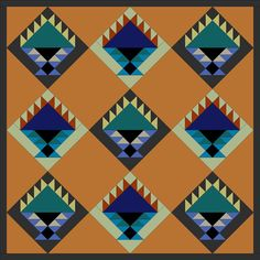 Use my Amish Baskets quilt block pattern to sew a batch of lovely basket quilt blocks that finish at square. Sew in the Amish style or with other fabrics.: Make an Amish Baskets Quilt Amish Quilt Patterns, Amish Quilts, Lap Quilts, Quilt Blocks, Cute Quilts, Basket Quilt, Sampler Quilts, Hexagon Quilt, Quilting Projects