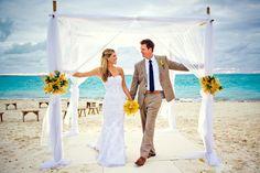 Un Mariage à la plage avec le photographe Greg Robinson