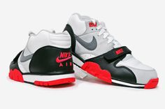 #Nike Air Trainer 1 Infrared #Sneakers