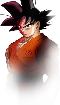 Goku, too?! Kinda wish he had his old orange and blue undershirt. But, that's me in nostalgia goggles. #SonGokuKakarot