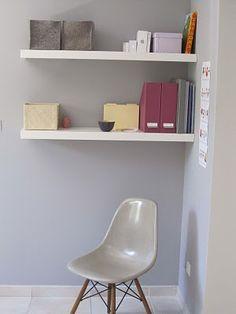simple shelving ikea lack