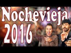NOCHEVIEJA 2016. EN CA PAKITA!. UVAS DE LA SUERTE!