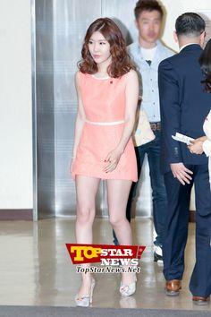 다비치(Davichi) 이해리, '제가 1등이에요' …티아라-다비치&사랑의 열매 협약식 현장 [K-POP PHOTO]